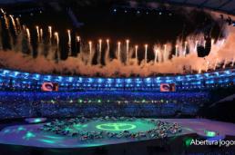 Abertura Jogos olimpicos