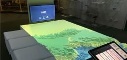 stand interativo itaipu natureza