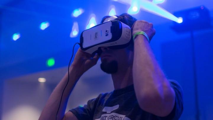 VR para eventos corporativos